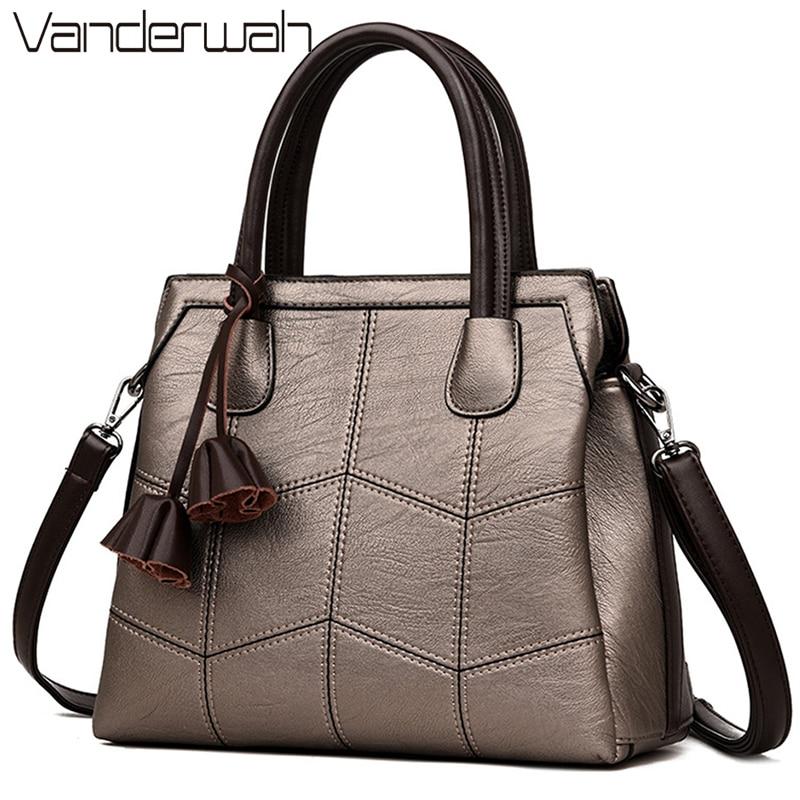 Sac Leather Luxury Handbags Women Bags Designer Handbags High Quality Women Shoulder Crossbody Bags For Women 2020 Casual Tote