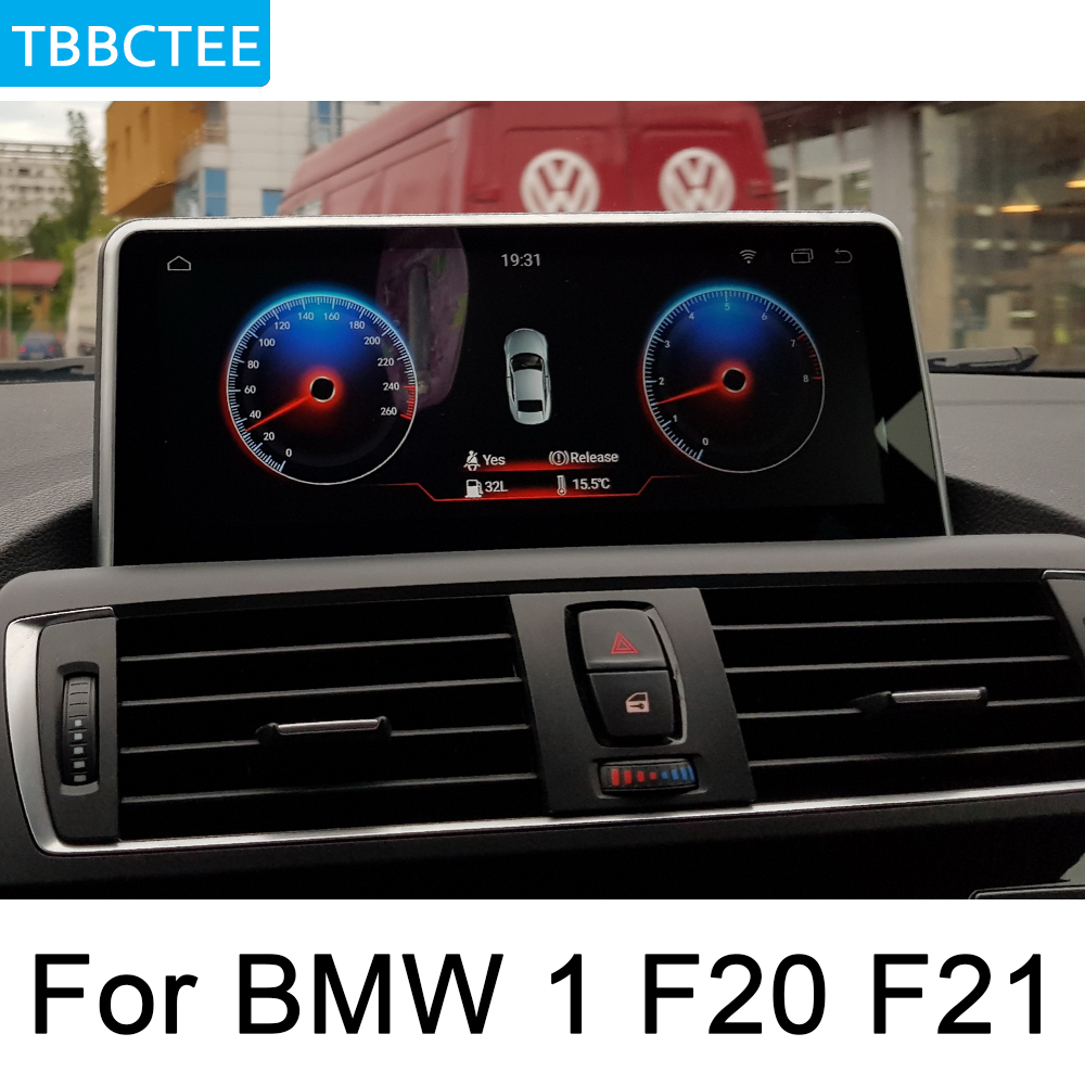 For <font><b>BMW</b></font> 1 <font><b>F20</b></font> F21 2015~2017 NBT HD <font><b>Screen</b></font> Stereo <font><b>Android</b></font> Car GPS Navi Map Original Style Multimedia Player Auto wifi image