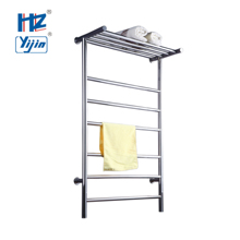 2019 Free Shipping  Wall Mounted Towel Warmer ,Bathroom Accessories Stainless Steel Electric Storage Racks,Clothes hook HZ-915