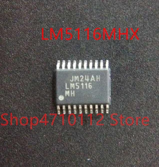 Free Shipping NEW 10PCS/LOT LM5116MHX LM5118MHX LM5116MH LM5116 5116MH LM5118MH LM5118 TSSOP-20 IC