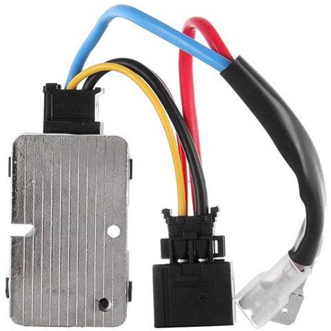 regulador do resistor do ventilador do aquecedor de 140 821 2 3 para mercedes benz