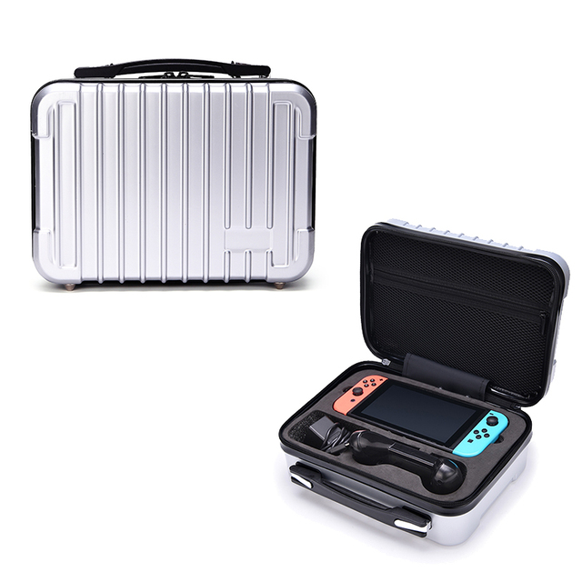 Nintend Switch Storage Bag Suitcase NS Hard Shell Protective Case For Nintendo Switch Console NS Travel Outdoor Carrying Box