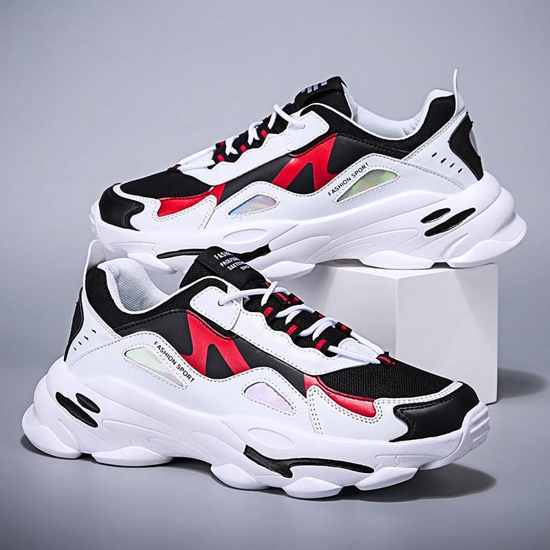 Men's Casual Shoes Winter Sneakers Men  Masculino Adulto Autumn Breathable Fashion Snerkers Men Trend Zapatillas Hombre Flat New
