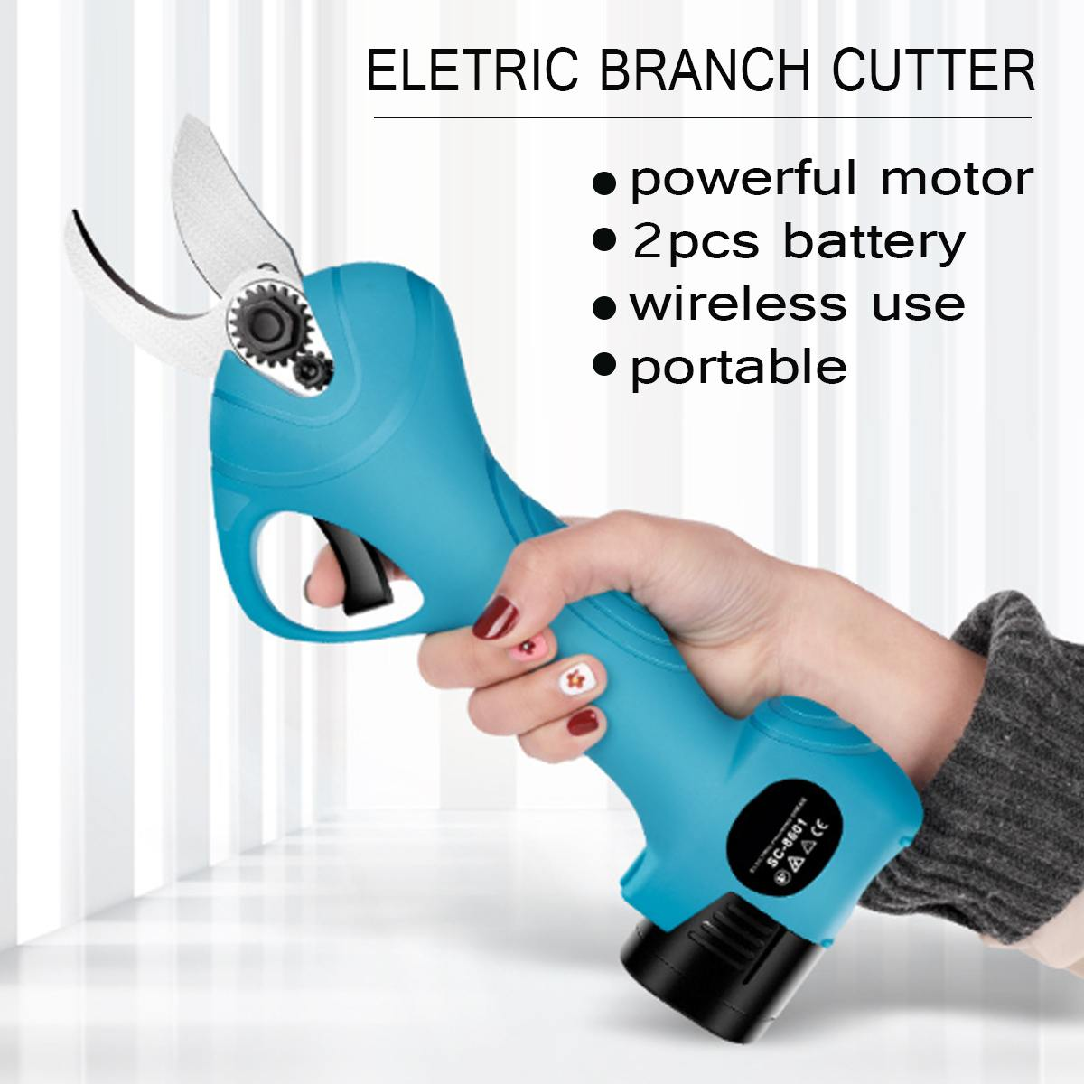 Electric Pruning Shears