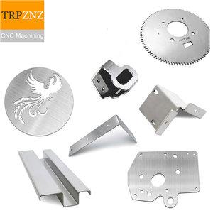 Image 2 - 사용자 정의 제품 링크, 황동 및 스테인레스 스틸 열쇠 고리, 레이저 정밀 절단, 벤드 판금 CNC 가공