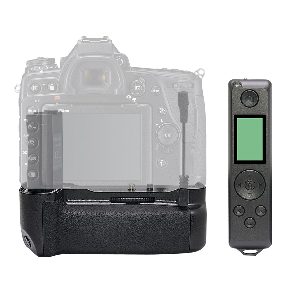 Mcoplus BG-D780 Vertical Battery Grip for Nikon D780 SLR Camera with Built-in 2.4G remote control