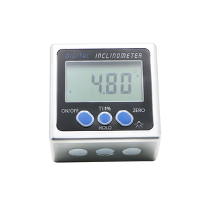 Image 4 - Mini electronic digital protractor digital angle finder magnetic base inclinometer angle tool measuring tools
