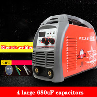 Inverter DC Hand Welding Machine Electric Welding Machine Dual voltage 220 380v for household