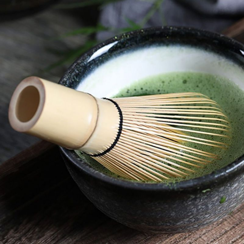 New Bamboo Tool Accessory Ceremony Japanese Tea Japanese Bamboo Matcha Whisk Brush Tea Ceremony Matcha Tool #l