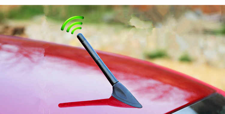 車ユニバーサル品質の金属ラジオ信号アンテナフォルクスワーゲン vw Tuhuan 1.4T Touareg2 ニュービートルパサート B6 カブトムシの Cc magotan