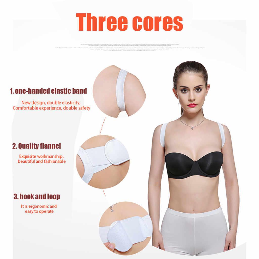 Корректирующее устройство для коррекции осанки, удобная поддержка спины, подтяжки, плечи, грудь, пояс, Корректирующее белье, женское белье