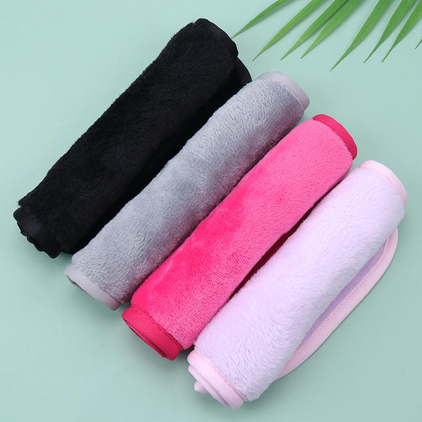 1PC Reusable Face Cleaning Microfiber Towel Makeup Remove Pad Cloth Face Towels Beauty Tools Bath Soft Towel