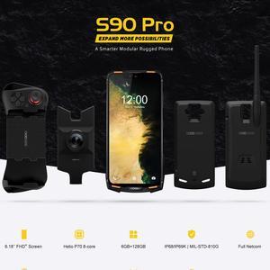 Image 2 - Doogee S90 Pro Modulare Mobile Del Telefono Helio P70 Octa Core 6GB 128GB NFC 6.18 FHD + Display IP68/IP69K 4G LTE smartphone