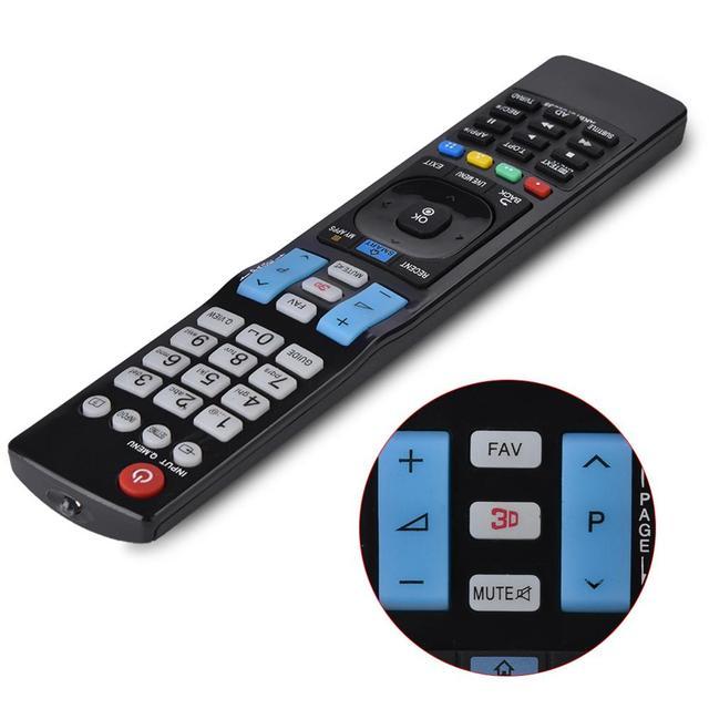 אוניברסלי טלוויזיה מקורי שלט רחוק החלפה עבור LG AKB73756565 טלוויזיה 3D אפליקציות חכמות טלוויזיה