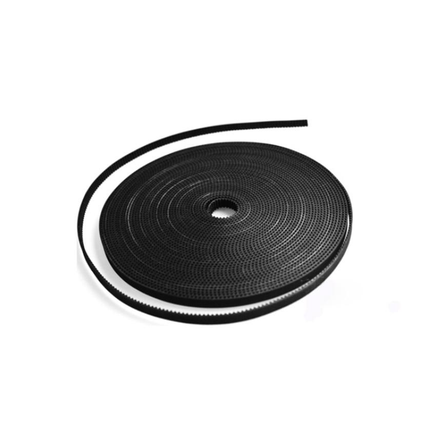 3d Printing Material GT2-6mm Open Belt 500cm/pack 2GT Strap MXL Pulley Belt Timing Belt Printing Conveyor Belt For 3D Printer