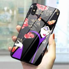 Ultra Tipis Salju Putih Berry Jahat Ponsel Cover UNTUK iPhone 7 Case XS Max XR X 8 PLUS 6 6S 5 S 5 Se Tempered Kaca Silikon(China)