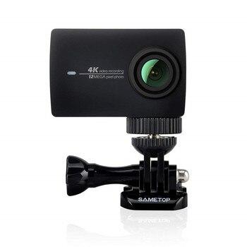 2 шт. адаптер крепления камеры для GoPro Hero 7 6 5 4 sony 4K Xiaomi yi 1/4 дюйма-20 винтов Адаптер штатива Экшн-камера 4