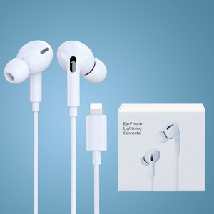 Wired Earphones Music Headphon