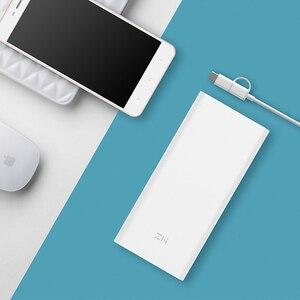 """Image 5 - ZMI Accumulatori E Caricabatterie Di Riserva 20000mah USB פ""""ד Batteria ESTERNA Portatile רכזת di ricarica di Controllo di qualità"""