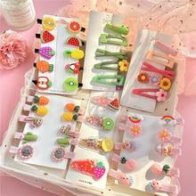 New Barrettes Korean Hair Clip Hairband for Women Baby Girls 2020 Hair Clips & Pins 5/8/10/12/15 pcs/lot Hair Accessories BB