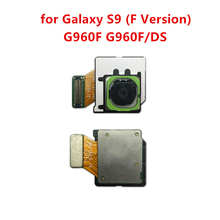 Para Samsung Galaxy G960f G960F/DS cámara trasera grande Módulo de cámara principal trasera ensamblaje de Cable flexible piezas de reparación de repuesto