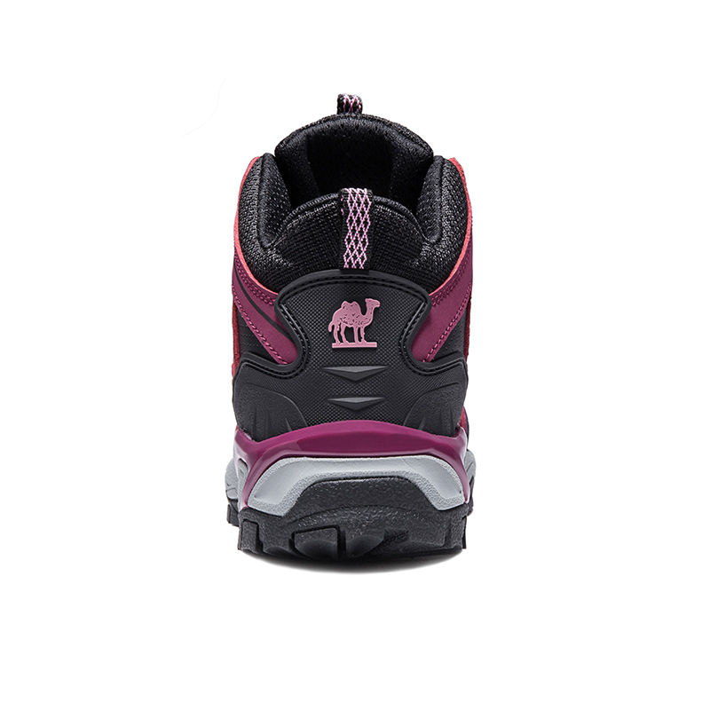 Image 3 - CAMEL New Women Shoes High Top Hiking Antiskid Breathable  Mountain Cushioning Climbing Trekking Boots Outdoor Sports ShoesHiking  Shoes