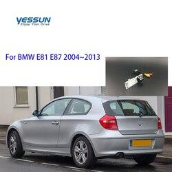 Yessun kamera tylna do BMW E81 E87 2004 ~ 2013 kamera ccd/aparat z tyłu/prawo jazdy kamera na tablicę rejestracyjną w Kamery pojazdowe od Samochody i motocykle na