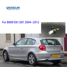 Камера заднего вида Yessun для BMW E81 E87 2004 ~ 2013 CCD, резервная камера заднего вида/камера номерного знака автомобиля