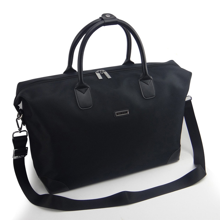 New Fashion Casual Business Travel Bag Shoulder Cross Body Package Large Capacity Oxford Waterproof Luggage Bag