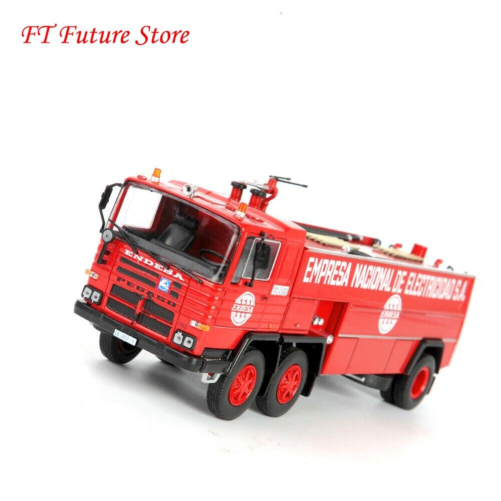 Cheap Kids Toy Kids 1/43 Scale Alloy Diecast Fire Truck 1980 SALVAT Empresa Nacional Model