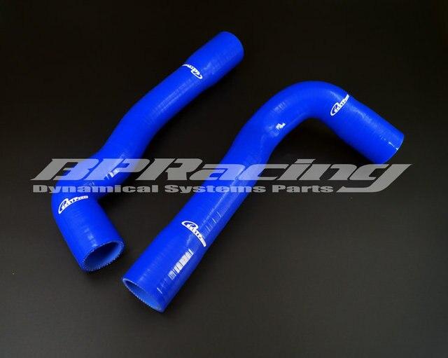 シリコンクーラントラジエーターホースキット BMW E36 325i/328i/330i M3 92 99 ブルー