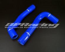 Силиконовый шланг радиатора охлаждающей жидкости для BMW E36 325i / 328i /330i M3 92 99, синий