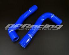 Silicone Liquido di Raffreddamento Del Radiatore Tubo Kit PER BMW E36 325i/328i/330i M3 92 99 blu