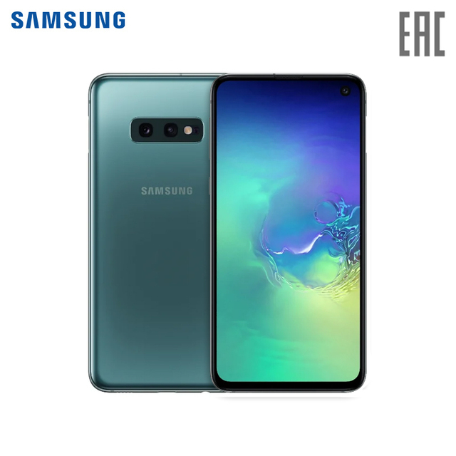 Смартфон Samsung Galaxy S10e 6+128GB