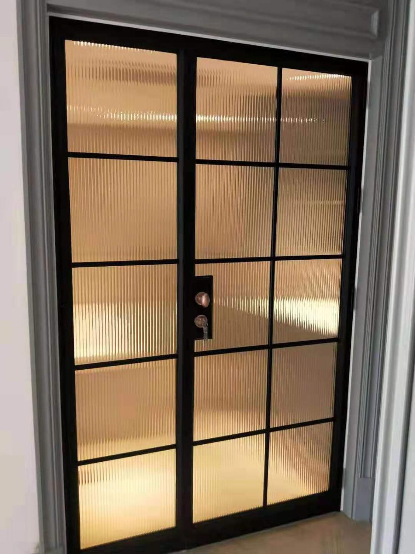 Hench China Wooden Aluminum Doors Windows  Bi-folding Doors Wholesale Factory Hc-a10