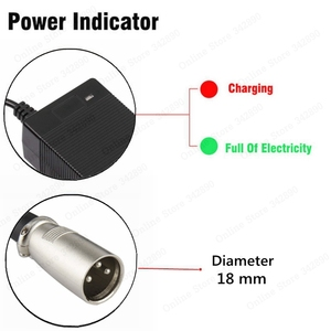 29,4 V 2A зарядное устройство для 24V 25,2 V 25,9 V 29,4 V 7S литиевая батарея 29,4 V зарядное устройство e-bike зарядное устройство EU/AU/US разъем коннектор XLRM