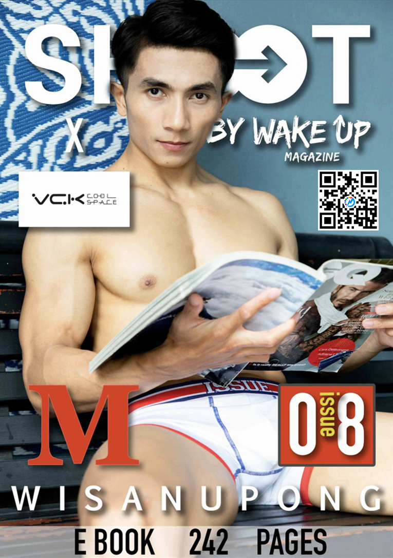 1117-Shoot issue 08 - Wisanupong + 拍摄视频16分