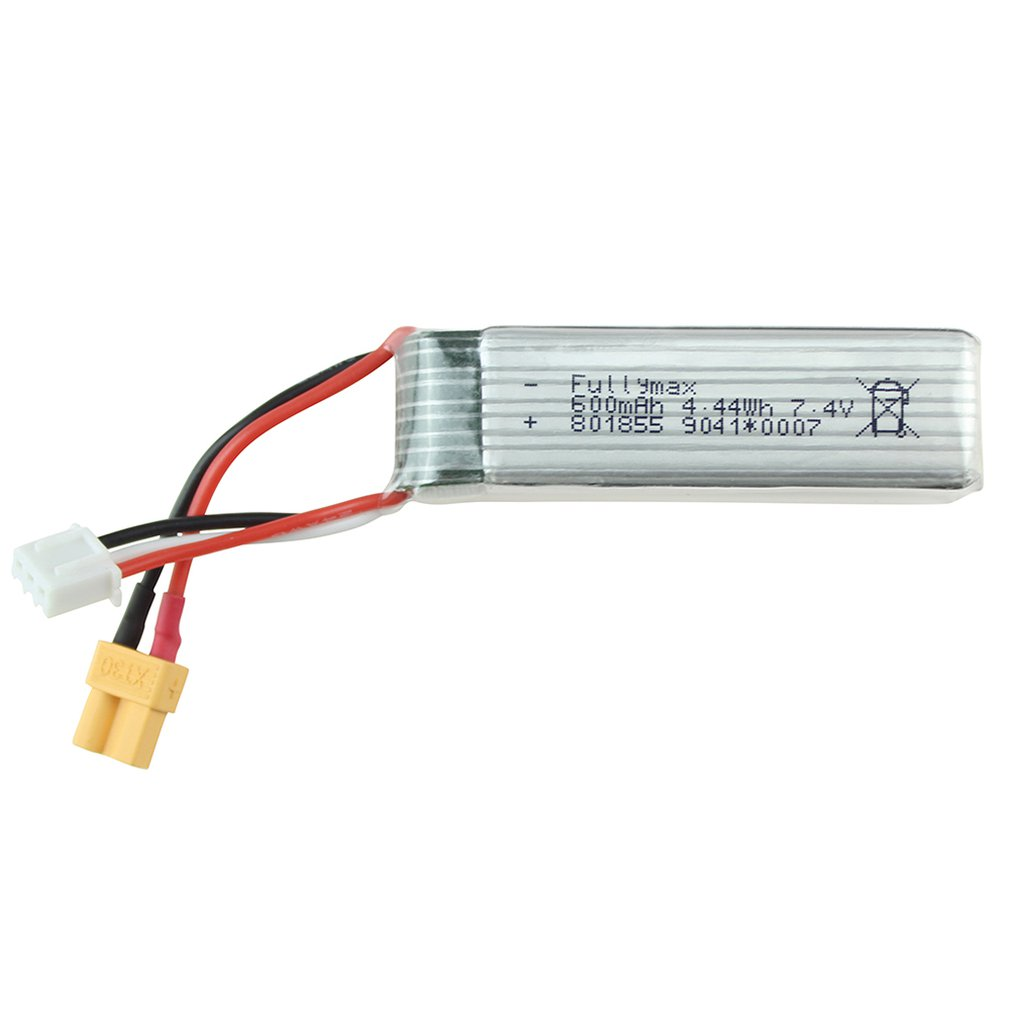 <font><b>7.4V</b></font> <font><b>600mAh</b></font> <font><b>Battery</b></font> Group Remote Control Helicopter Original Accessories Remote Control Helicopter <font><b>Battery</b></font> Group image