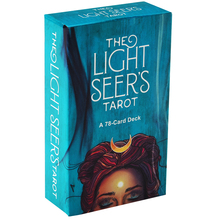 Light Seer's Tarot 78 Cards Decks Divination Cards  healing tool and guide to explore both the light shadow sides of our nature