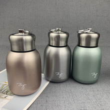 Portable 300ML Thermos Tea Vacuum Flask with Filter Stainless Steel Thermal Cup Coffee Mug Water Bottle Travel Water Bottle New