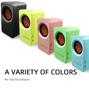 Image 3 - M & J TWS Bluetooth 5.0 רמקול נייד חיצוני נטענת אלחוטי רמקולי Soundbar סאב רמקול TF MP3