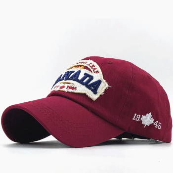 Hot men's baseball cap for women snapback hat CANADA embroidery bone cap gorras casual casquette fishing baseball hat цена 2017