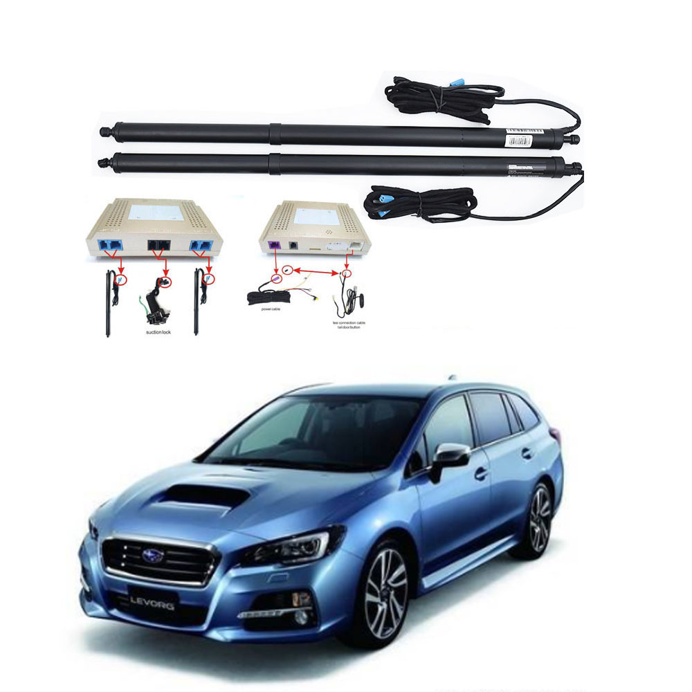 New Electric Tailgate Refitted For SUBARU LEVORG 2015 -2020 Tail Box Intelligent Electric Tail Door Power Tailgate Lift Lock