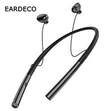 EARDECO Bluetooth kulaklık kulaklık mic ile spor kablosuz kulaklık Stereo bas kulaklık kulakiçi kulaklık telefon için xiaomi