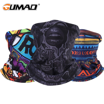 3D Warmer Neck Gaiter Thermal Half Face Cover Fleece Tube Mask Sport Cycling Skiing Hiking Biker Bandana Men Women Scarf Winter - discount item  40% OFF Camping & Hiking