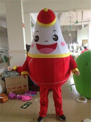 Mascotte goutte d'eau Costumes taille adulte carnaval Halloween fête de pâques événement tenue nouvel an mascotte de noël - 2