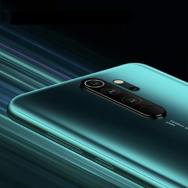 Image 5 - In Stock! New Global Version Xiaomi Redmi Note 8 Pro 6GB RAM 64GB ROM 4500mah Smartphone 64MP camera MTK Helio G90T cellphone-in Cellphones from Cellphones & Telecommunications