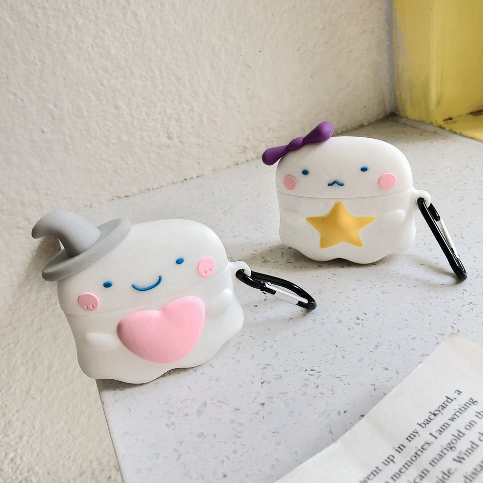 Cute 3D Silicone Case for Airpods Pro 150