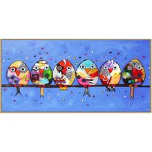 Zwierząt ptak pełny wyświetlacz kwadratowy okrągły 5D DIY zestaw do malowania diamentowego mozaika z haftu diamentowego obraz ze strasu ozdoby zestaw tanie tanio Meian Obrazy CN (pochodzenie) Kolorowe pudełko Pojedyncze Żywica Pełna Zwinięte 1-30 Europejski i amerykański styl