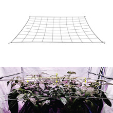 Netting-Plant-Support Hooks Mesh-Trellis Training Low-Stress Grow Indoor Elastic
